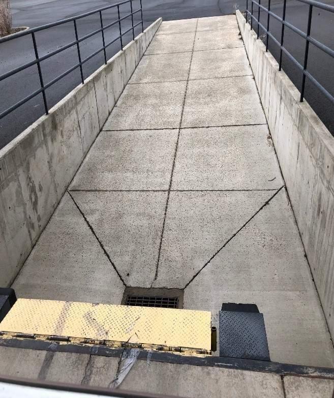 dock-high