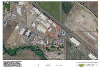 NW Industrial Park Road, Prineville