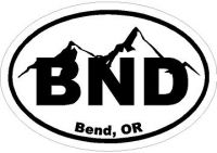 Why are tourists coming to Bend?