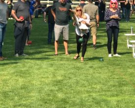 Amerititle's 2017 Bocce Ball Tournament